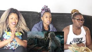 Game of Thrones 8x1 Winterfell REACTION!!! (part 1)