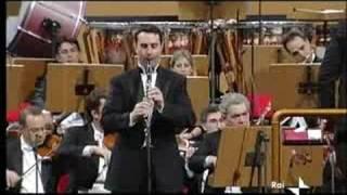 Weber, concert n. 1. (III Mov. Rondò) Calogero Palermo clarinet
