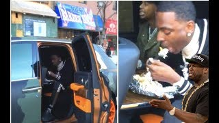 Young Dolph & Key Glock In Harlem With Crazy Munchies + Jaheim Proves That He Hasn't Fallen Off + Me