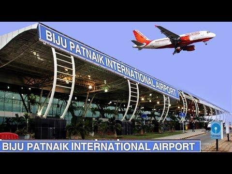 BIJU PATNAIK INTERNATIONAL AIRPORT, BHUBANESWAR || BHUBANESWAR AIRPORT