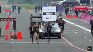 Julien Wanders - #Breaking2 Nike