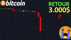 BITCOIN 3.500$ LE RETOUR DÉJÀ !? btc analyse technique crypto monnaie