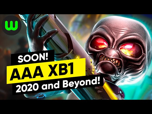 15 Upcoming Triple-A Xbox One Games of 2020 | whatoplay