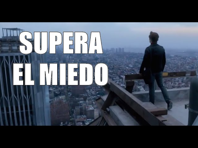 COMO SUPERAR EL MIEDO - VIDEO MOTIVACIONAL