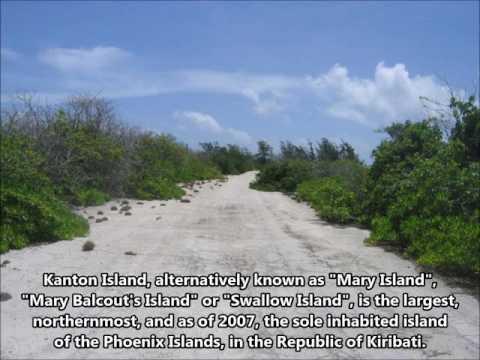 T31T Kanton Island Phoenix Islands. From dxnews.com