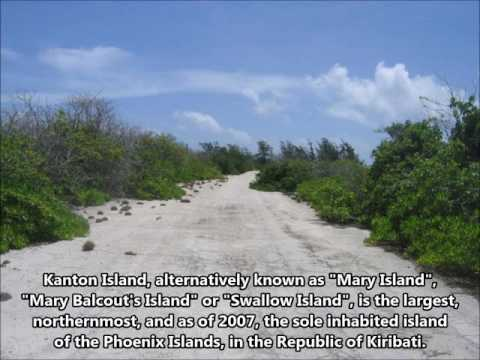 T31T Kanton Island Phoenix Islands. From dxnews.com