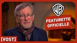 Ready Player One – Featurette Steven Spielberg (VOST)