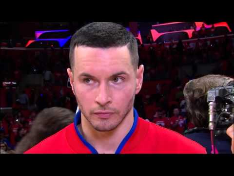 Inside The NBA: Redick Interview