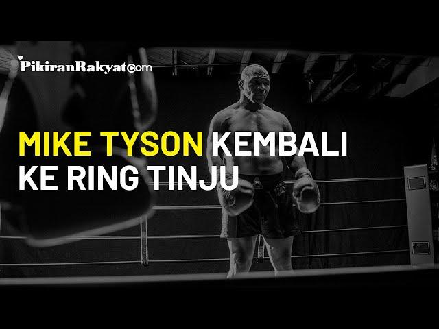 Hujan Duit di Laga Mike Tyson vs Roy Jones Jr, Si Leher Beton Diprediksi Dapat Rp140 Miliar Semalam