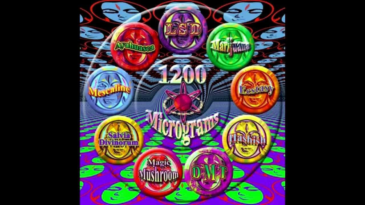 1200 Micrograms - 1200 Micrograms   (Full Album)