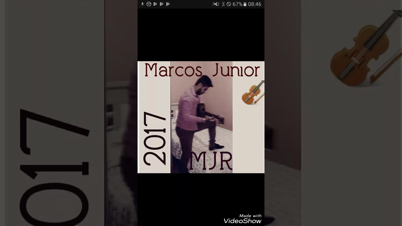 MARCOS JÚNIOR- TÁ NA CARA QUE EU TE AMO