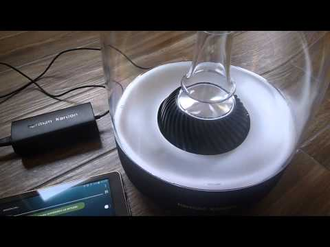Harman/Kardon Aura Speaker Test