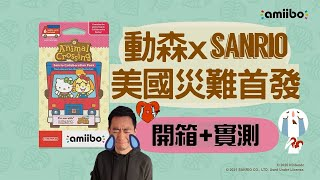 Animal Crossing x Sanrio amiibo Unboxing | Target Exclusively Messed Up | ACNH Island Tour Creator