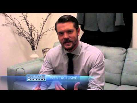 Charlie Weber's Most Romantic Moment
