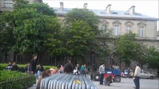Adventures in Paris...