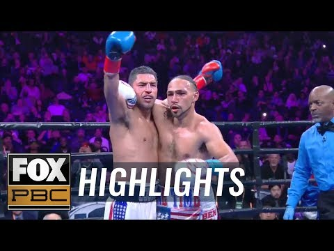 Full 12th round of Keith Thurman vs. Josesito Lopez | HIGHLIGHTS | PBC ON FOX