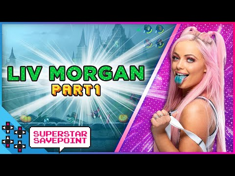 LIV MORGAN'S Scary Horror Movie Experience! (Part 1) – Superstar Savepoint