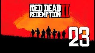 """Red Dead Redemption 2 (Xbox One X)   En Español   Capítulo 23 """"Bienvenidos al nuevo mundo"""""""