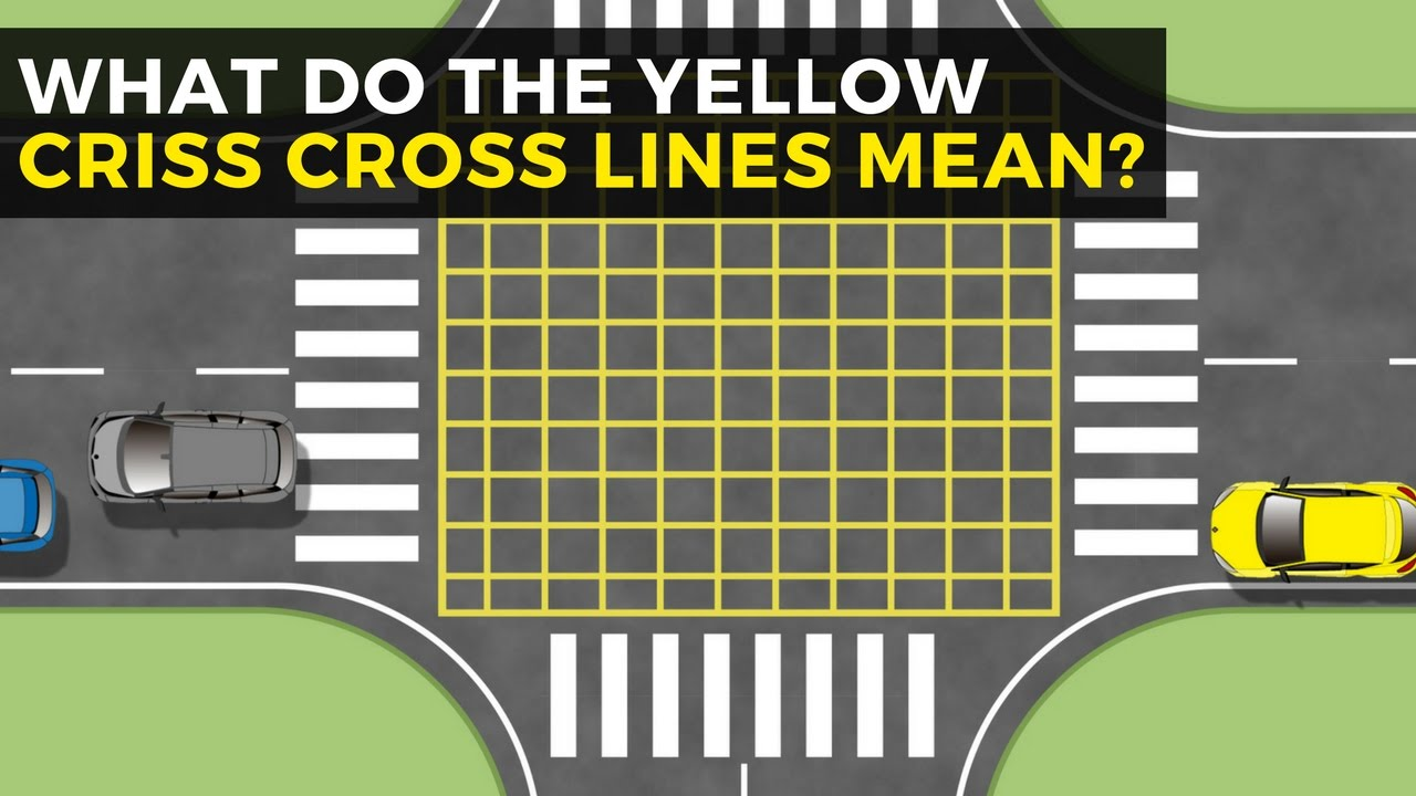 Traffic Rules 101 Meaning Of The Yellow Box Junctions