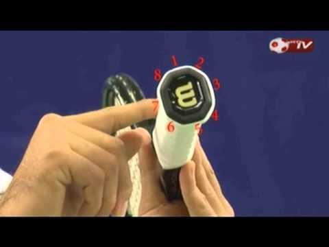 Video dạy học Tennis (P2) Cách cầm vợt chuẩn