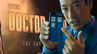 """Doctor Who 50th Anniversary: Behind the Scenes w/ """"Mythbuster"""" Grant Imahara"""