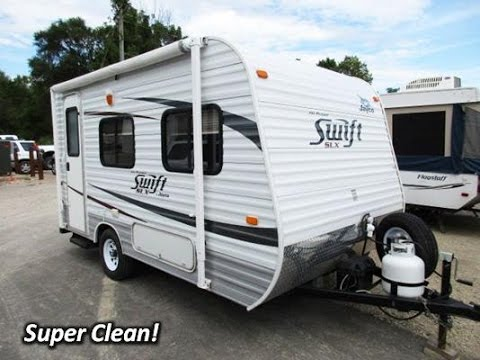Foot Travel Trailer