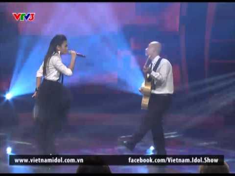 Vietnam Idol 2012 - Giận Anh - Phương Vy Idol - Kết Quả Gala 8