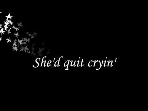 Black Tears - Jason Aldean (Lyrics.)