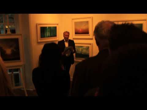 Sergey Talichkin, Doorway Gallery, Dublin.
