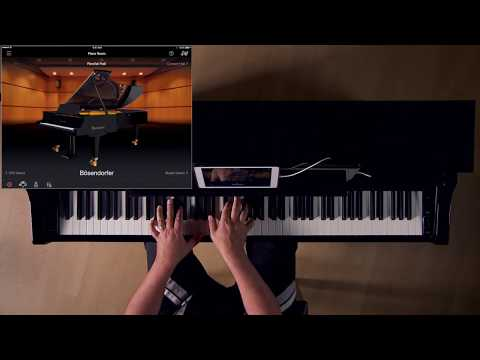 yamaha clavinova smart piano csp 170 demo youtube. Black Bedroom Furniture Sets. Home Design Ideas