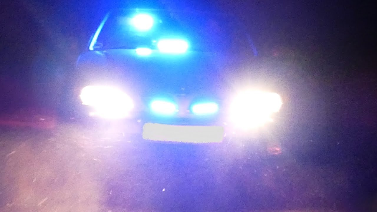 Auto Blaulicht