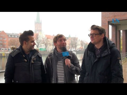 """Die Lübecker Band """"Paint"""" im Interview"""