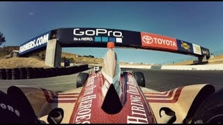 GoPro: J.R. Hildebrand Course Preview at the GoPro Indy Grand Prix of Sonoma