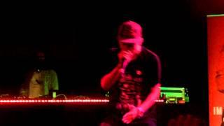 Laas Unltd - Spit Skit - live in Oberhausen 12.10.2012 1080p