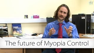 The future of myopia control