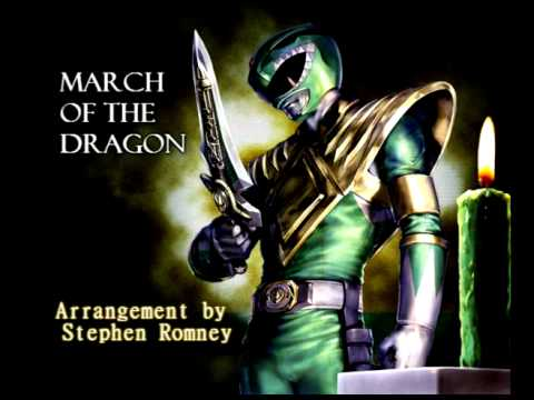 March Of The Dragon