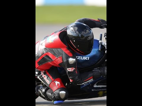Team Mauritius - Donington Park, Rd8 Thundersport 2015 - Luc Mamet 12