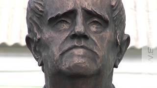 В Курской области открыли бюст композитора Георгия Свиридова
