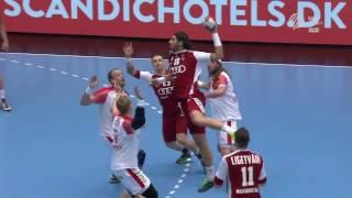 Гандбол Дания Венгрия Denmark Hungary Handball 07.01.17