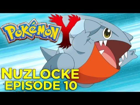 Pokémon Y Nuzlocke Challenge - Ep. 10: A Queen's Sacrifice Situation
