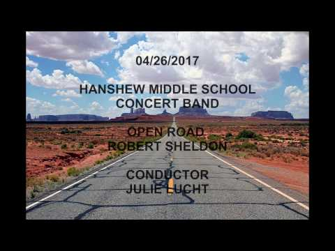 Open Road | Hanshew middle school