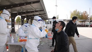 How China's Xinjiang is tackling fresh COVID-19 outbreak