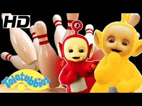 ★Teletubbies classic ★ English Episodes ★ Ten Pin Bowling ★ Full Episode (S12E311) - HD