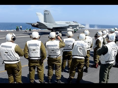 Super Carrier: Deepening the U.S. - Israel partnership on the high seas