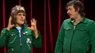 I'll put a move on you - The Mighty Boosh - BBC comedy