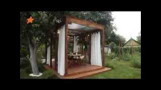 видео Дачный ландшафтный дизайн.