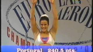 Video European Aerobic Championship 1993 download MP3, 3GP, MP4, WEBM, AVI, FLV Mei 2018