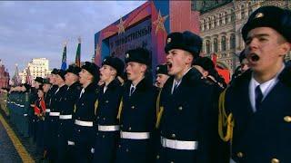 Mosca: viaggio nel tempo, indietro di 77 anni
