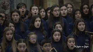 HIMNO NACIONAL del Uruguay por el Coro y Orquesta Juvenil del SODRE 18 de Julio 2017