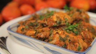Tamatri Chicken (tomato Chicken) By Seema